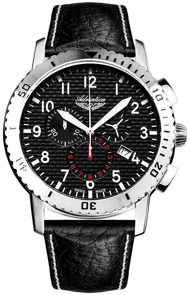 Adriatica A1088.5224CH - zegarek męski