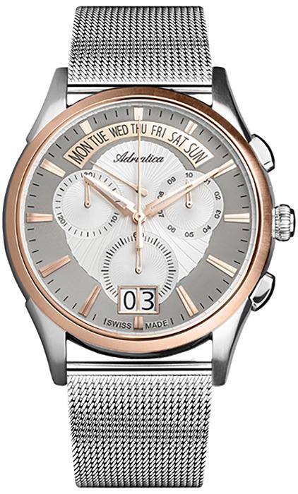 Adriatica A1193.R113CH - zegarek męski