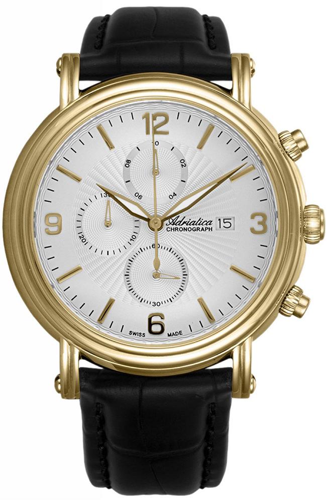 Adriatica A1194.1253CH - zegarek męski
