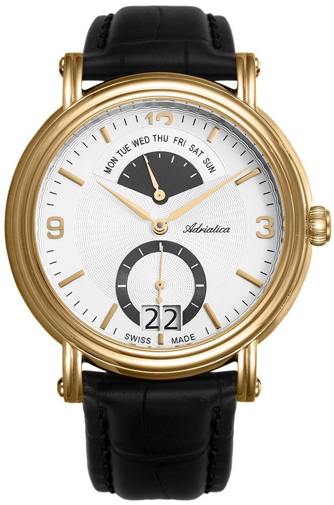 Adriatica A1194.1253QF - zegarek męski