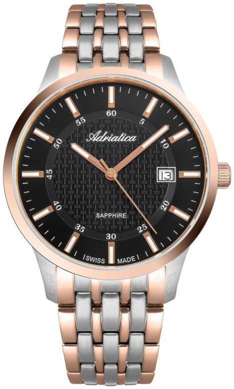 Adriatica A1256.R114Q - zegarek męski