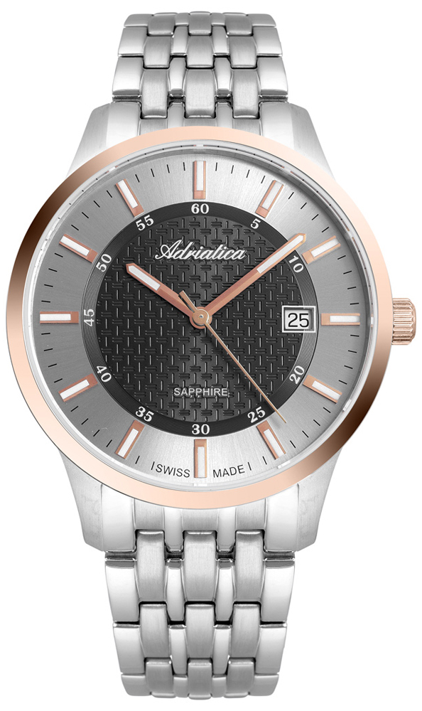 Adriatica A1256.R116Q - zegarek męski