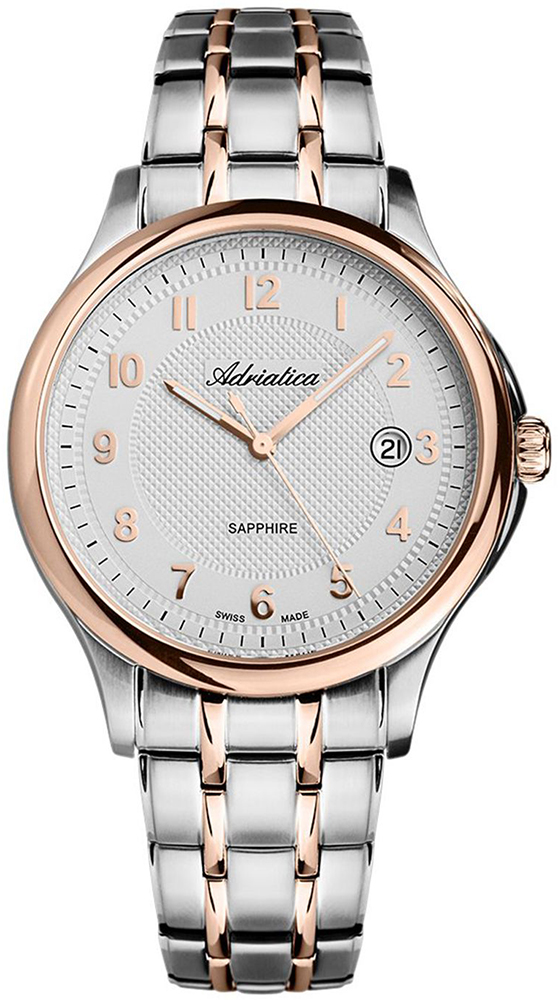 Adriatica A1272.R123Q - zegarek męski
