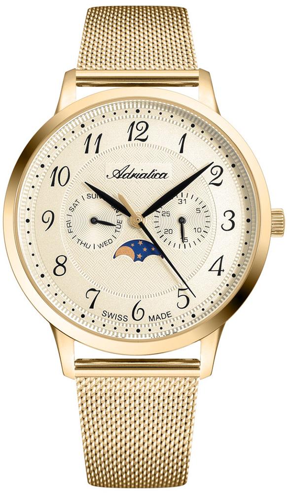 Adriatica A1274.1121QF - zegarek męski