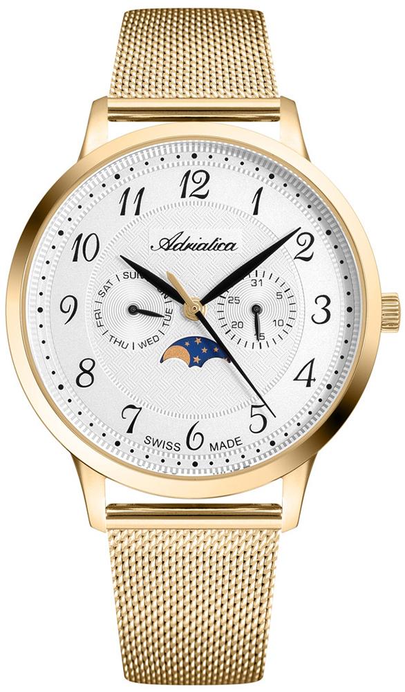 Adriatica A1274.1123QF - zegarek męski