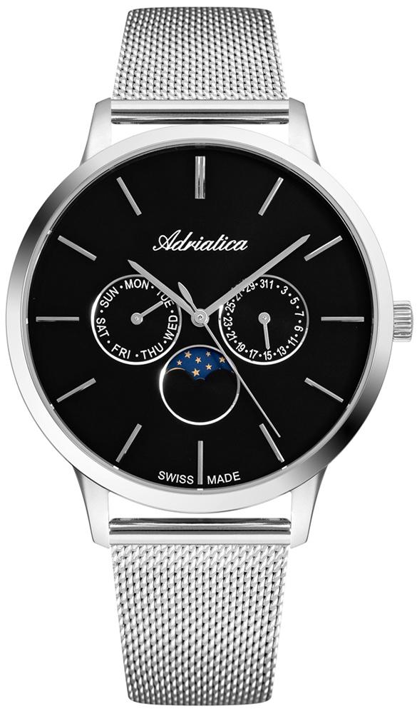 Adriatica A1274.5114QF - zegarek męski