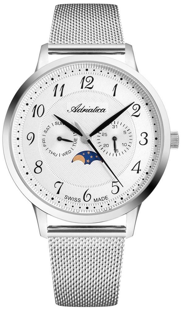 Adriatica A1274.5123QF - zegarek męski