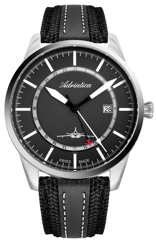 Adriatica A8186.5214Q - zegarek męski