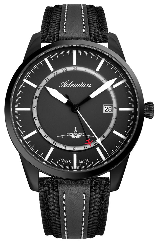 Adriatica A8186.B214Q - zegarek męski