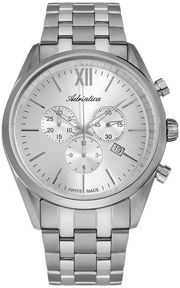 Adriatica A8204.5163CH - zegarek męski