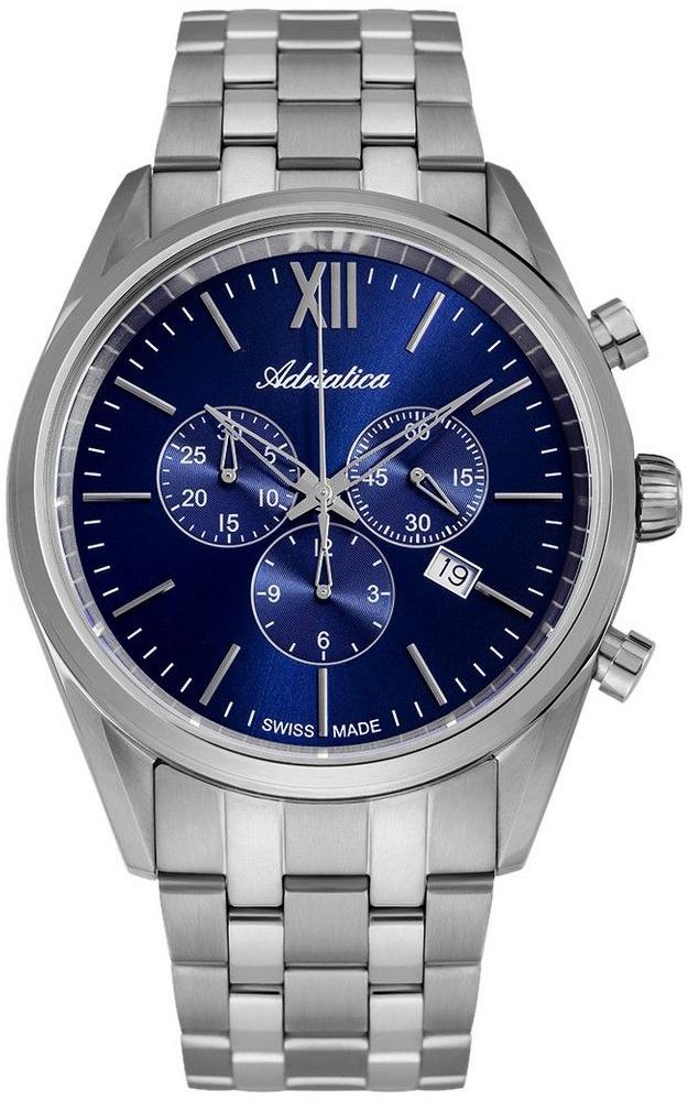 Adriatica A8204.5165CH - zegarek męski
