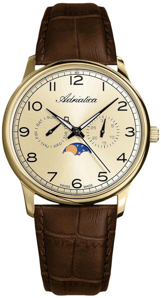 Adriatica A8243.1221QF - zegarek męski