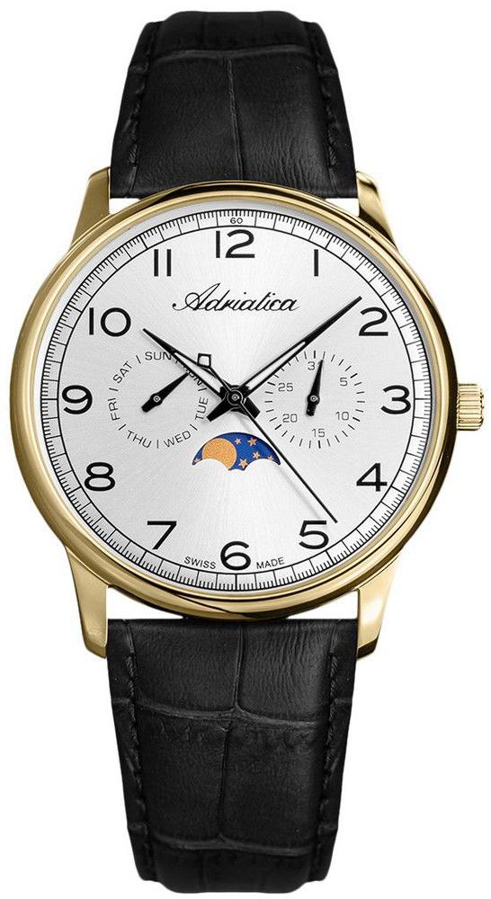 Adriatica A8243.1223QF - zegarek męski