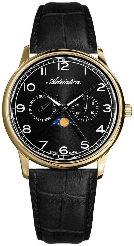 Adriatica A8243.1224QF - zegarek męski