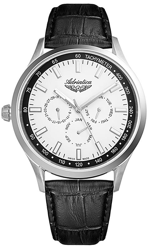 Adriatica A8252.5213QF - zegarek męski