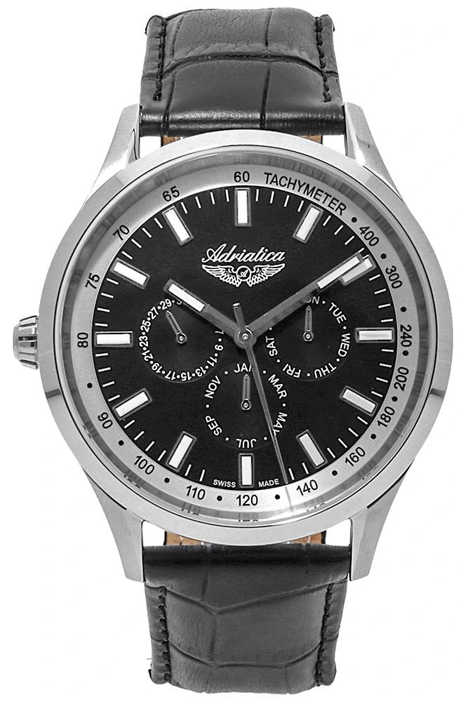 Adriatica A8252.5214QF - zegarek męski