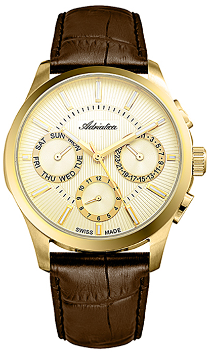 Adriatica A8255.1211QF - zegarek męski