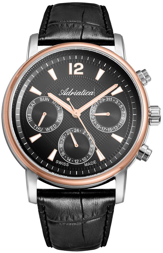 Adriatica A8275.R254QF - zegarek męski
