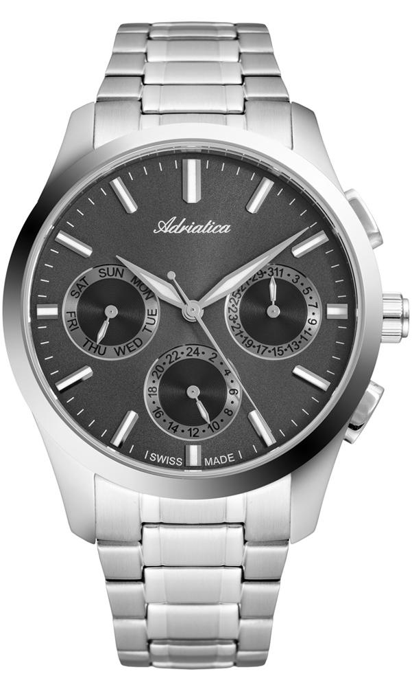 Adriatica A8277.5117QF - zegarek męski