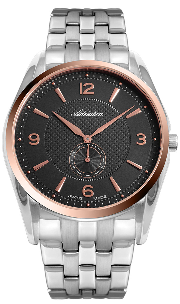 Adriatica A8279.R156Q - zegarek męski