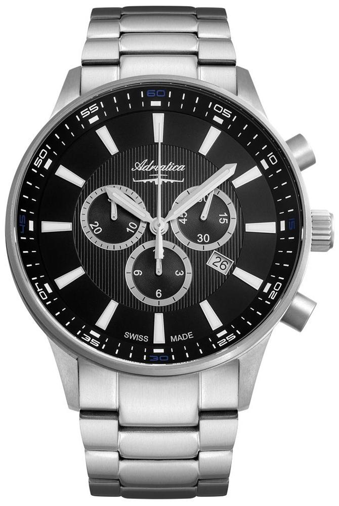 Adriatica A8281.4116CH - zegarek męski