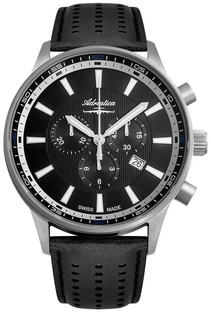 Adriatica A8281.4214CH - zegarek męski