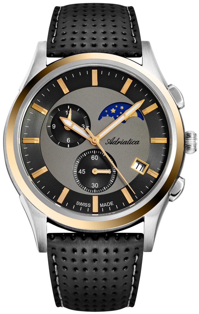 Adriatica A8282.22G7CH - zegarek męski