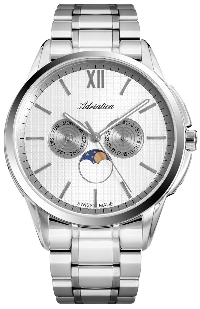 Adriatica A8283.5163QF - zegarek męski