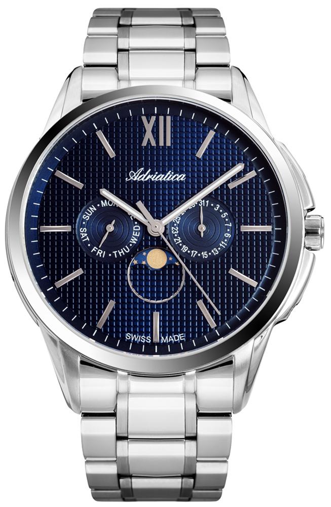 Adriatica A8283.5165QF - zegarek męski
