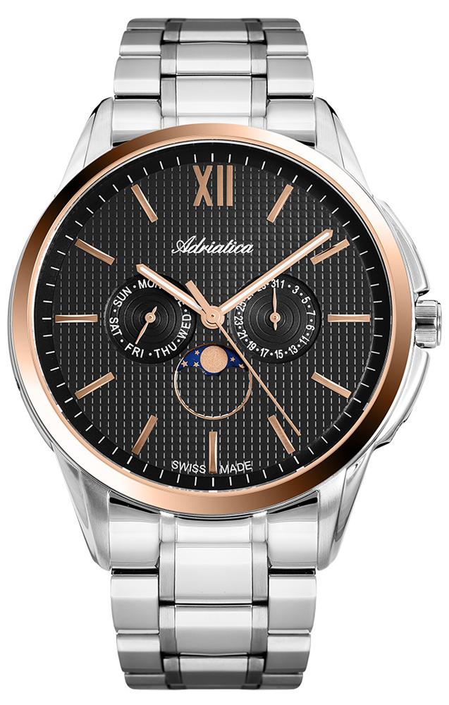 Adriatica A8283.R166QF - zegarek męski