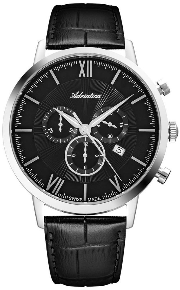 Adriatica A8298.5264CH - zegarek męski
