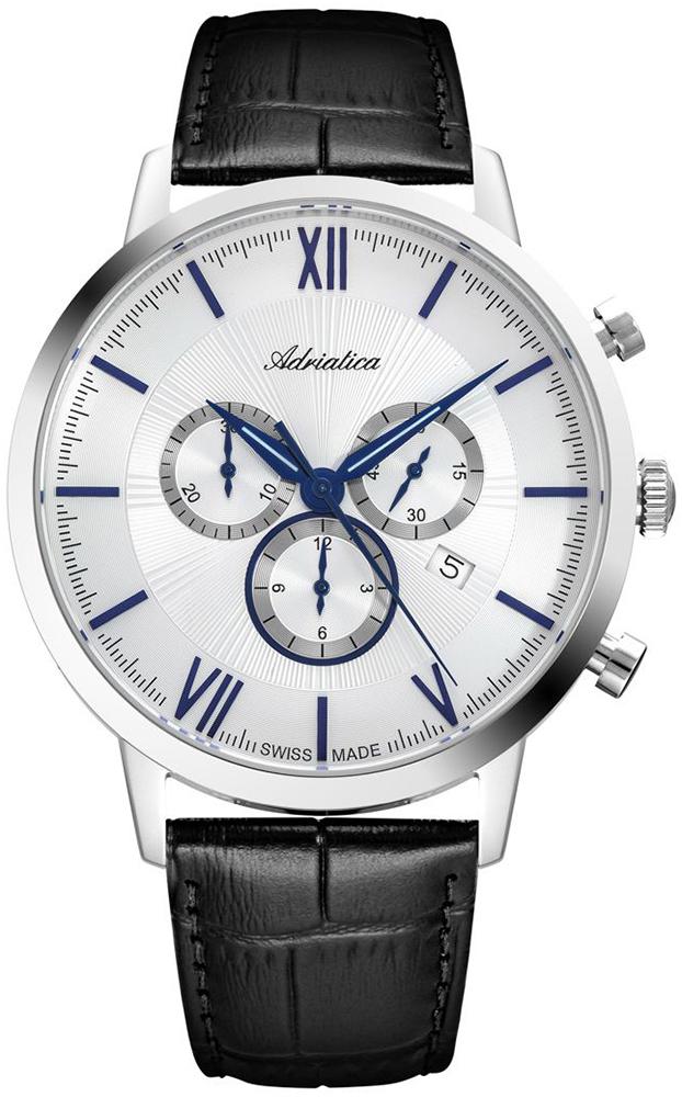Adriatica A8298.52B3CH - zegarek męski
