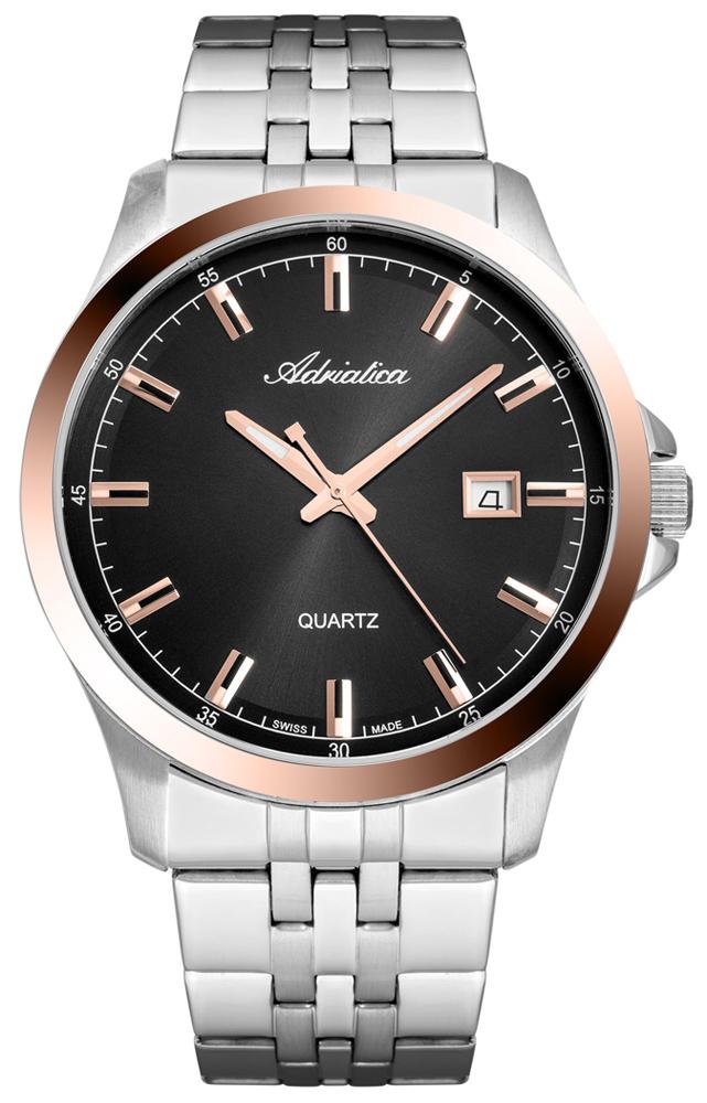 Adriatica A8304.R1R6QA - zegarek męski