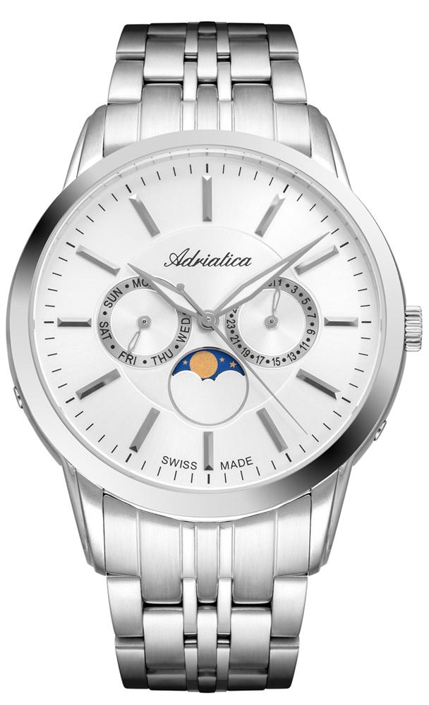 Adriatica A8306.5113QF - zegarek męski