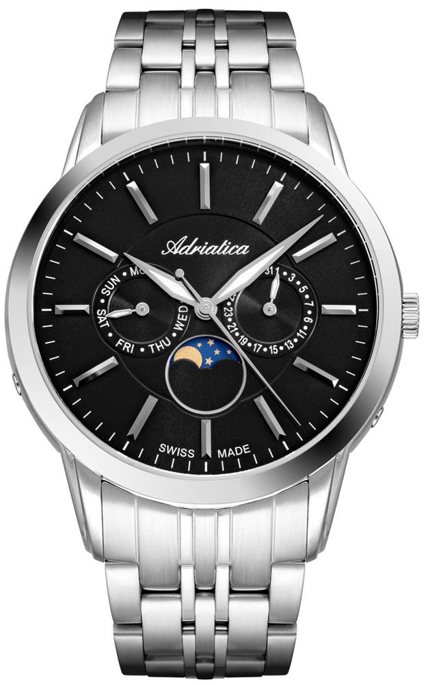 Adriatica A8306.5114QF - zegarek męski
