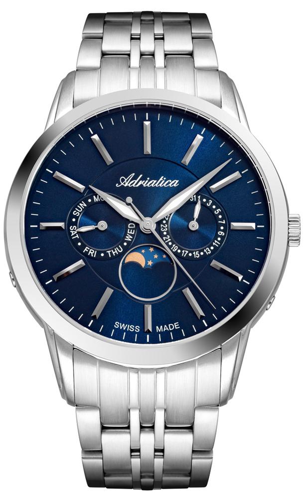 Adriatica A8306.5115QF - zegarek męski
