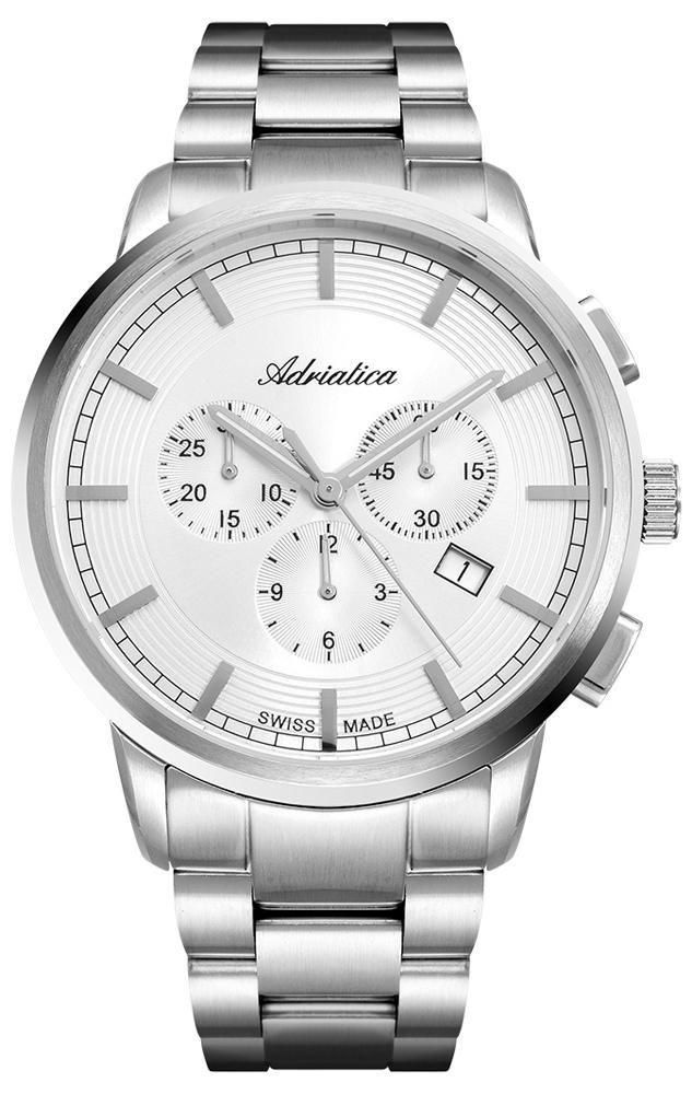 Adriatica A8307.5113CH - zegarek męski