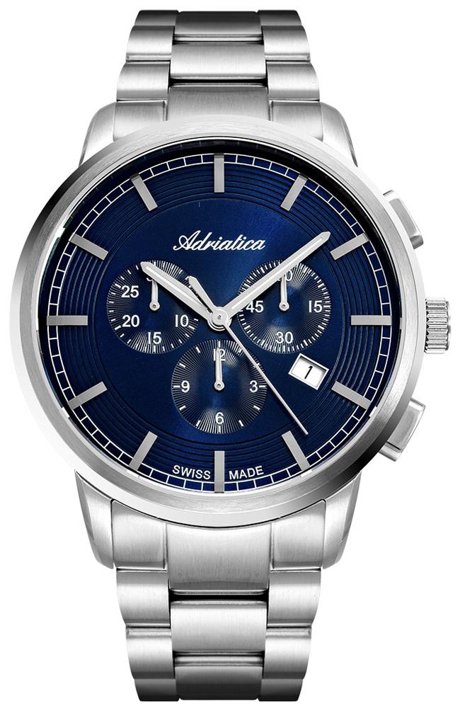 Adriatica A8307.5115CH - zegarek męski