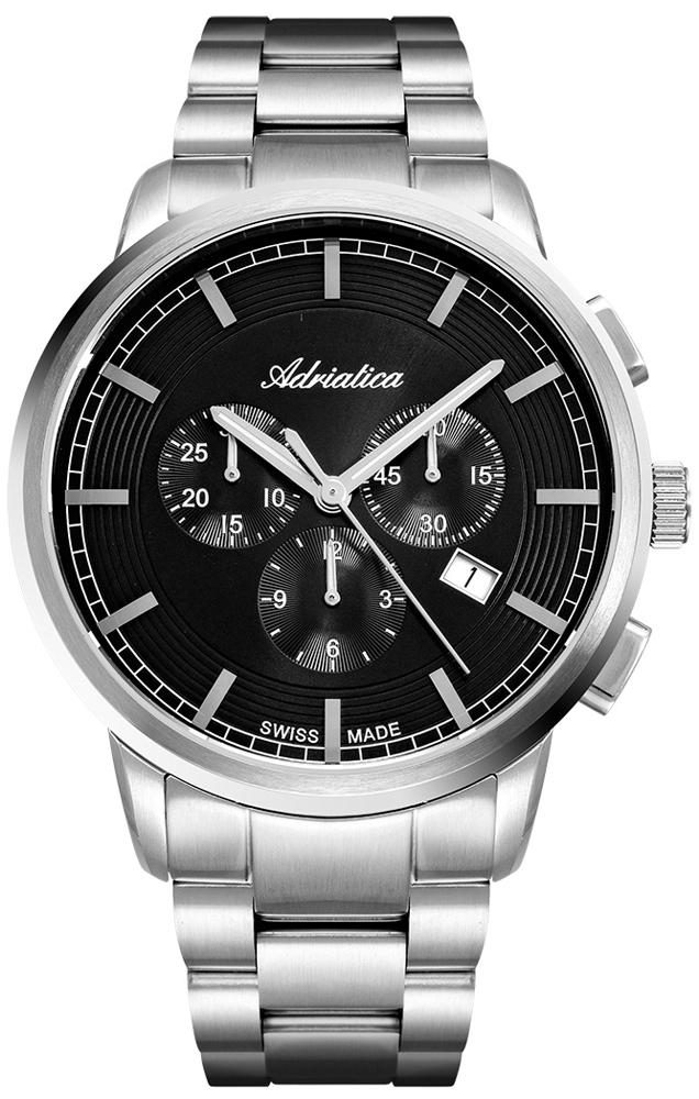 Adriatica A8307.5116CH - zegarek męski