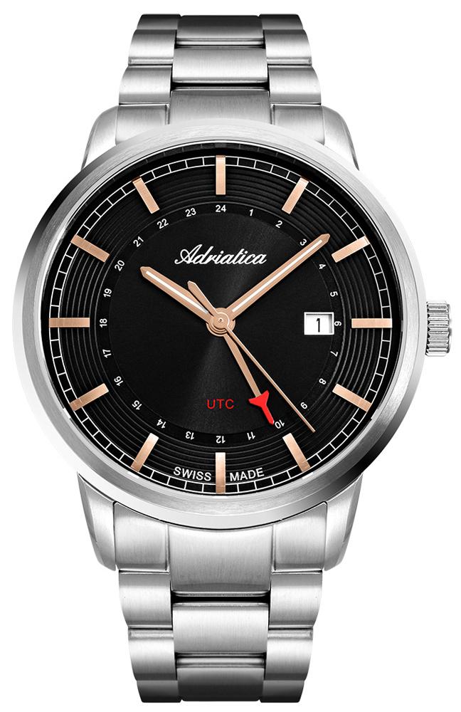 Adriatica A8307.51R6Q - zegarek męski