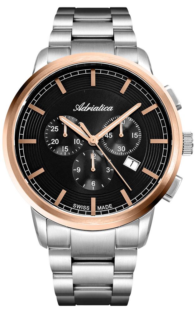 Adriatica A8307.R1R6CH - zegarek męski
