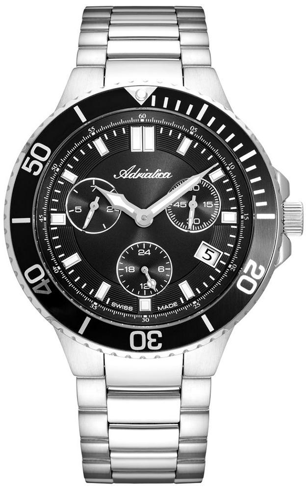 Adriatica A8317.5114QF - zegarek męski