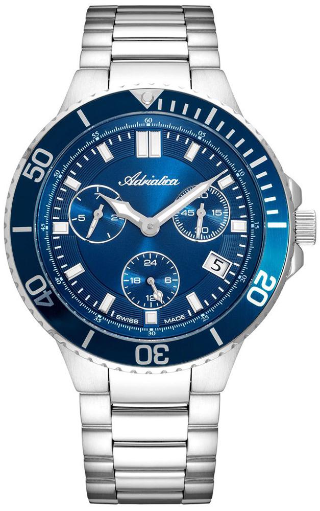 Adriatica A8317.5115QF - zegarek męski