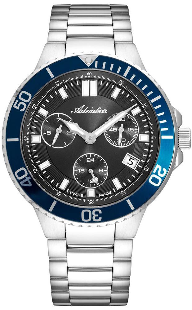 Adriatica A8317.5116QF - zegarek męski