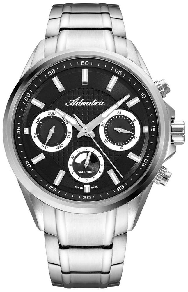 Adriatica A8321.5114QF - zegarek męski