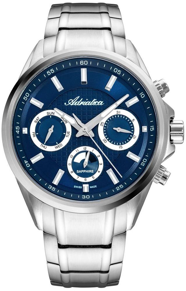 Adriatica A8321.5115QF - zegarek męski
