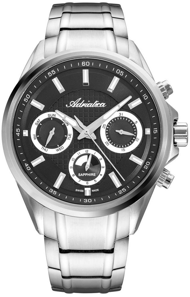 Adriatica A8321.5117QF - zegarek męski