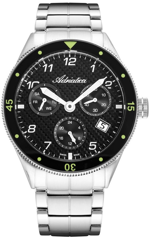 Adriatica A8322.5124QF - zegarek męski