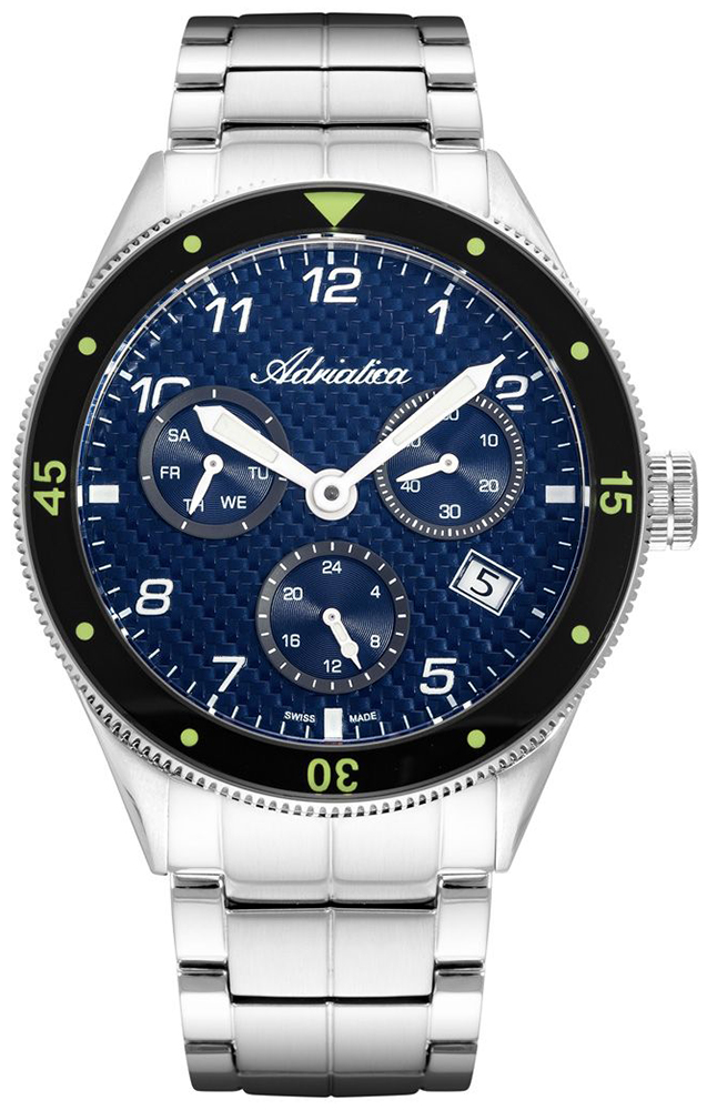Adriatica A8322.5125QF - zegarek męski