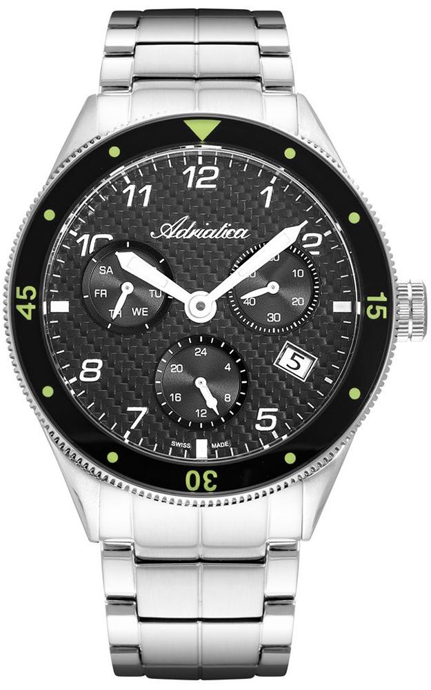 Adriatica A8322.5126QF - zegarek męski
